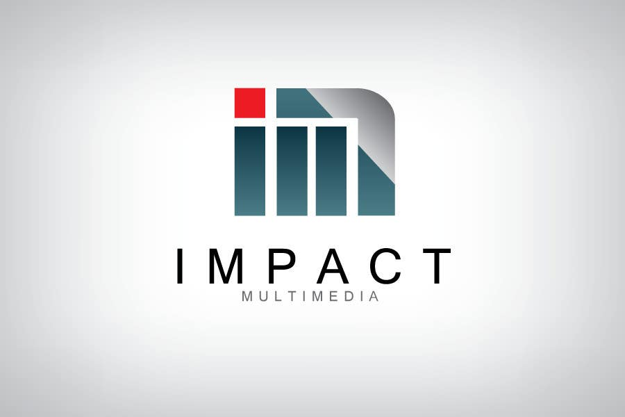 Конкурсная заявка №183 для Logo Design for Impact Multimedia