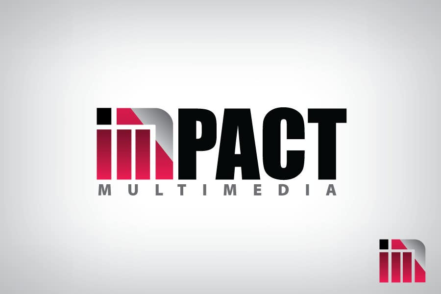 Contest Entry #179 for Logo Design for Impact Multimedia