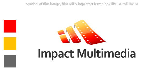 Конкурсная заявка №212 для Logo Design for Impact Multimedia