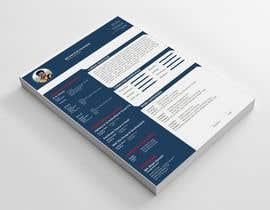 Nro 2 kilpailuun Graphic Design for Resume Template käyttäjältä mdakasabedin
