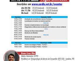 Nro 3 kilpailuun Projetar um Folheto käyttäjältä wallacefdesign