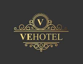 NicolasFragnito tarafından Design Logo (VeHotel) - Boutique Hotel için no 15