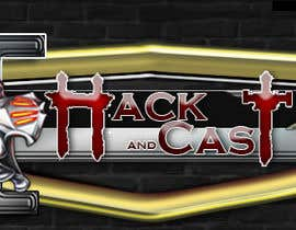 #17 for Design a Logo for Video Game: Hack and Cast af SeRZuKE