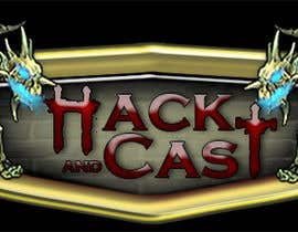 #19 for Design a Logo for Video Game: Hack and Cast af SeRZuKE