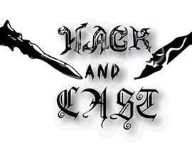 #7 for Design a Logo for Video Game: Hack and Cast af zokizuan