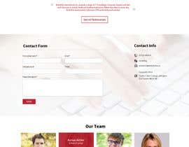 Nro 15 kilpailuun Design site template, home page, and product page for live escape room business käyttäjältä Ganeshdas