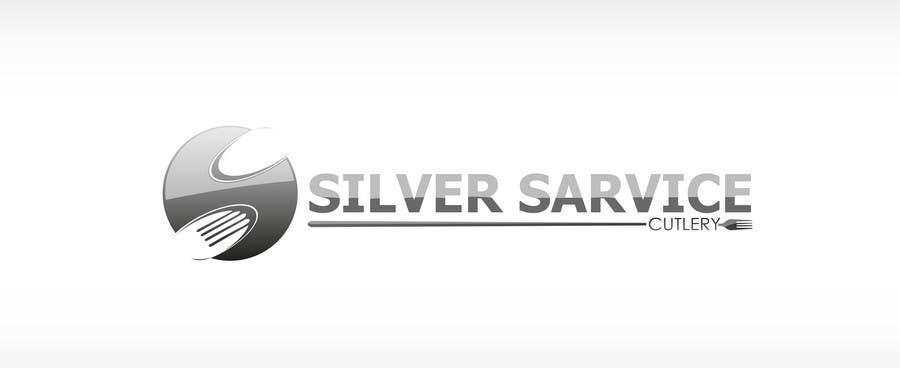 Konkurrenceindlæg #                                        11                                      for                                         Logo Design for Premium Disposable Cutlery - Silver Service
