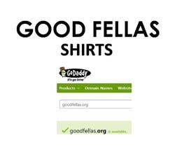 #153 for Domain Name for New T Shirt Site by Othello1