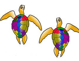 Nro 10 kilpailuun Kid friendly Turtle image käyttäjältä anjaweihe