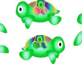 Nro 14 kilpailuun Kid friendly Turtle image käyttäjältä reenaespiritu