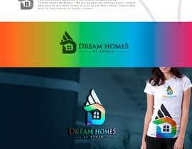 Nro 140 kilpailuun Design a Logo For Real Estate Company käyttäjältä jkdesignart