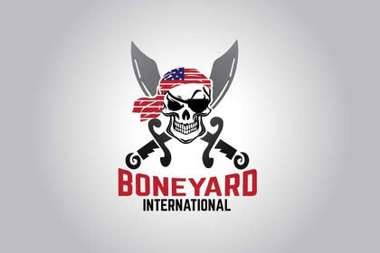 shamazohora1 tarafından Design a Logo for Boneyard International için no 19