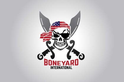 shamazohora1 tarafından Design a Logo for Boneyard International için no 20