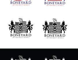 AWAIS0 tarafından Design a Logo for Boneyard International için no 41