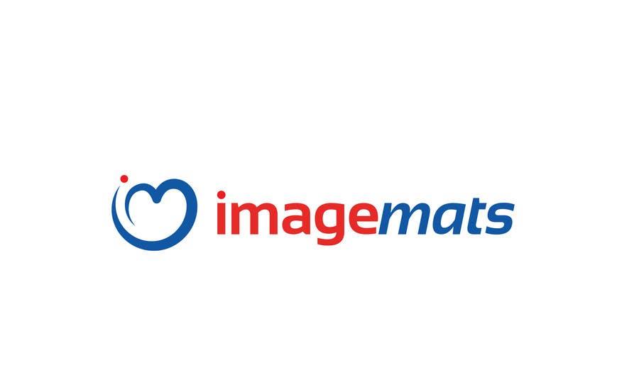 Design a Logo for Image Mats için 110 numaralı Yarışma Girdisi