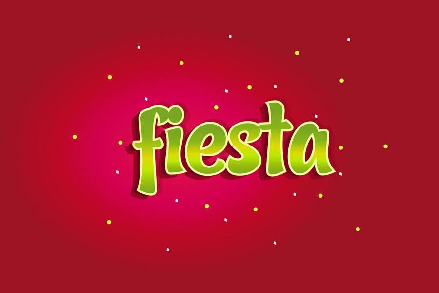 Kilpailutyö #114 kilpailussa Logo Design for disposable cutlery - Fiesta