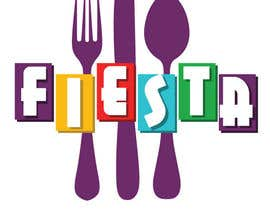 #124 para Logo Design for disposable cutlery - Fiesta por WendyRV
