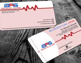 smjahids24 tarafından MEDICAL CLINIC BUSINESS CARD & LETTER HEAD için no 15