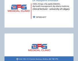 #35 for MEDICAL CLINIC BUSINESS CARD & LETTER HEAD by DesigneraRiver