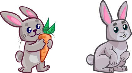 netmaster54 tarafından A mascot duo for a climbing playground için no 26