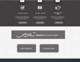 Nro 21 kilpailuun Design a Landing Page for an online Contest käyttäjältä mdshaharuzzaman