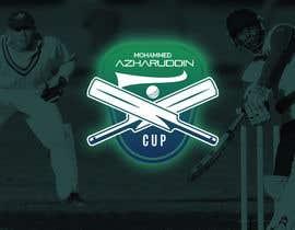 Nro 34 kilpailuun Mohammed Azharuddin Cup 2016 käyttäjältä dezsign