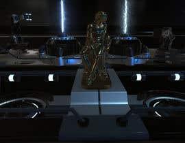 mochfar tarafından Render statue in futuristic environment için no 31