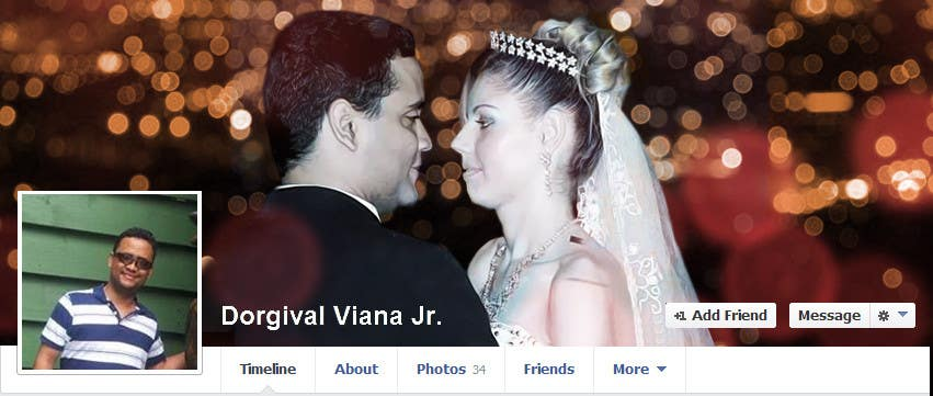 #54 for Design a Facebook Cover for a Couple with photos by vishnuremesh