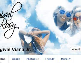 #72 cho Design a Facebook Cover for a Couple with photos bởi vishnuremesh