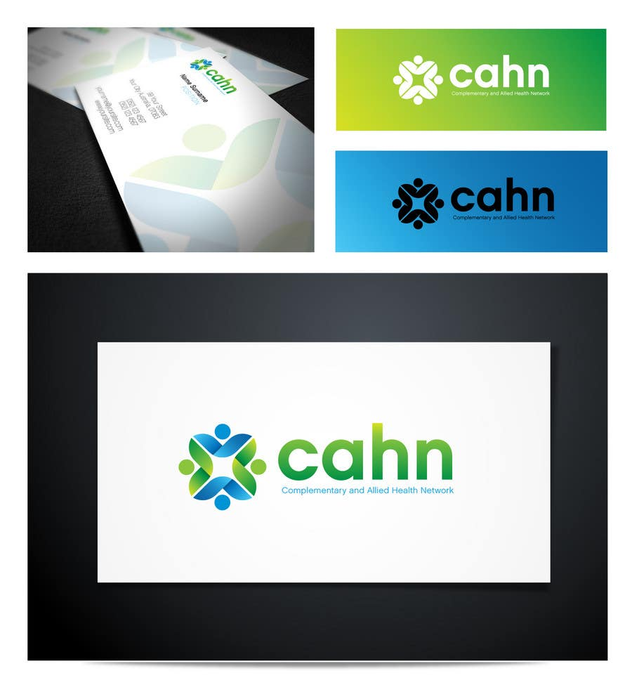 Contest Entry #                                        144                                      for                                         Logo Design for CAHN - Complementary and Allied Health Network