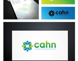 #144 cho Logo Design for CAHN - Complementary and Allied Health Network bởi maidenbrands
