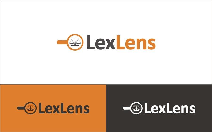 Inscrição nº 112 do Concurso para Design a Logo for LexLens
