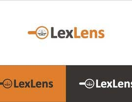 #112 for Design a Logo for LexLens af sanpatel