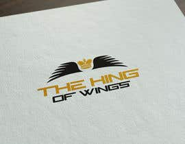#39 for Logo Design (The King of Wings) by GlowingGraphic