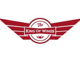 #28 for Logo Design (The King of Wings) by vstankovic5