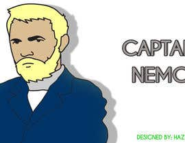 #3 for Navrhnout logo for Captain Nemo from 21, century by HazmuDesigner