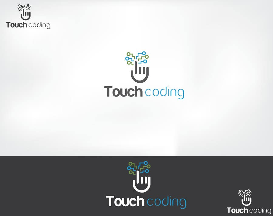 "Contest Entry #50 for Design a logo for my Company ""Touchcoding"""