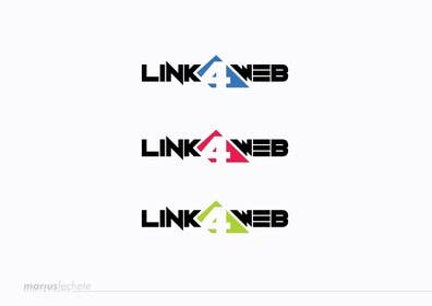 #65 for Design a Logo for Link4Web website by mariusfechete