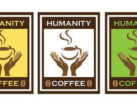 nº 116 pour Design a Logo for HUMANITY  COFFEE par ccet26