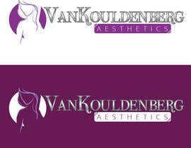 #23 para Design a Logo for VanKouldenberg Aesthetics por vernequeneto