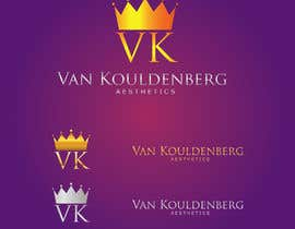nº 32 pour Design a Logo for VanKouldenberg Aesthetics par airijusksevickas