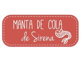 Jebzel tarafından Design a Logo for: Manta de Cola de Sirena için no 14