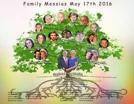 Nro 33 kilpailuun Family Tree Poster käyttäjältä Astgh13