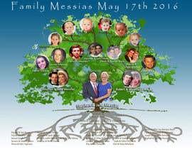 Nro 38 kilpailuun Family Tree Poster käyttäjältä Astgh13