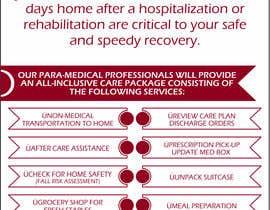 adview1 tarafından Rack Card for In Home Health Care için no 7