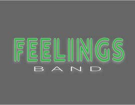Nro 22 kilpailuun Logo - Feelings Band käyttäjältä heshamelerean