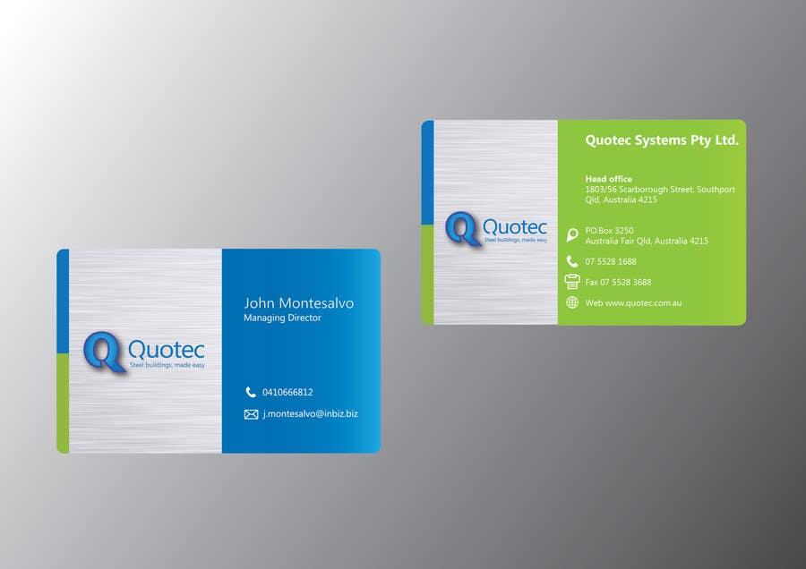 Entry #27 by bibi186 for JM Business Card | Freelancer