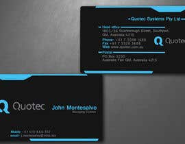#68 for JM Business Card by rishavkumar93