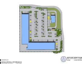 arch15666 tarafından Real Estate Site Plan Illustration for Marketing için no 8