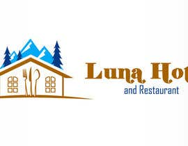 #31 for Design a Logo for Hakuba Luna Hotel af daebby